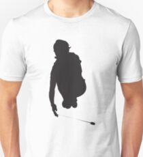 Yoyo Jump Silhouette Black T-Shirt
