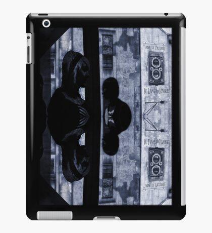 ... it lasts longer iPad Case/Skin