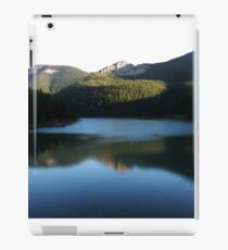 Crystal Lake Near Twilight iPad Case/Skin
