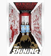 Póster The Shining Grady Twins