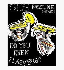 SHS BASSLINE 2015-2015 Photographic Print