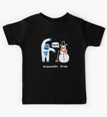 Snowman Bros Kids Clothes
