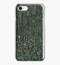 maths formula iPhone Case/Skin