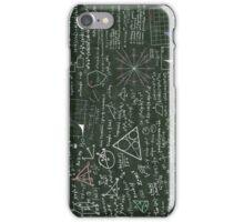 maths formula iPhone Case/Skin