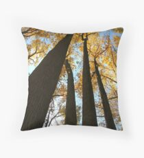 Great Stags Throw Pillow