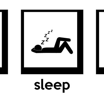 eat, sleep, 9gag by echovolution
