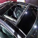 Mercedes-Benz C 180 Coupé Sport Sunroof [ Print & iPad / iPod / iPhone Case ] by Mauricio Santana