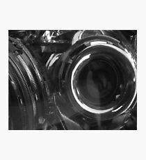 The car's Eye Photographic Print