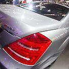 Mercedes-Benz S 63 L AMG Bi-Turbo [ Print & iPad / iPod / iPhone Case ] by Mauricio Santana