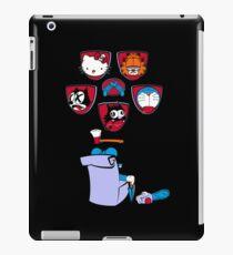 Cat Killer iPad Case/Skin