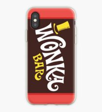 Wonka Chocolate Bar iPhone-Hülle & Cover