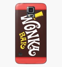 Wonka Chocolate Bar Case/Skin for Samsung Galaxy