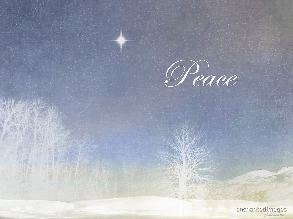 Peace by enchantedImages