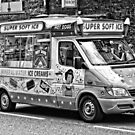 Ice Cream Truck - London by Aaron Holloway