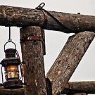 Lampost at Freimarkt by Aaron Holloway
