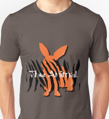 Rabbit - The Animal in YOU T-Shirt