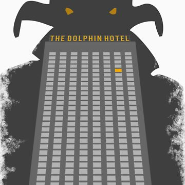 The Dolphin Hotel - Dance Dance Dance by papertapir