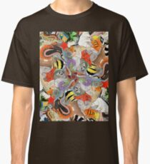 Complementary Tessellation Classic T-Shirt