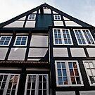 Schnoor House by Aaron Holloway