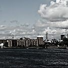 London Thames  by Aaron Holloway