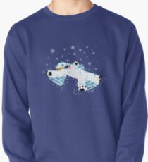 Wampa snow angel  Pullover