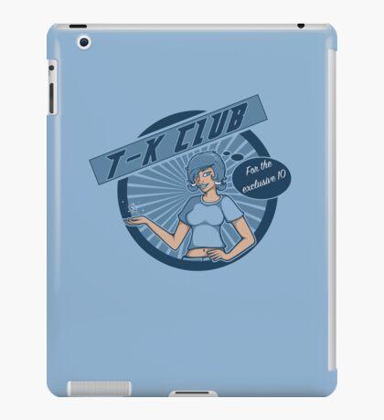 The T-K Club iPad Case/Skin