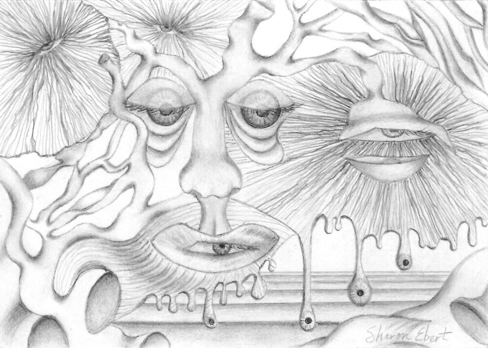 Eye Spies by Sharon Ebert