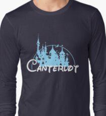 Canterlot Castle Logo Long Sleeve T-Shirt