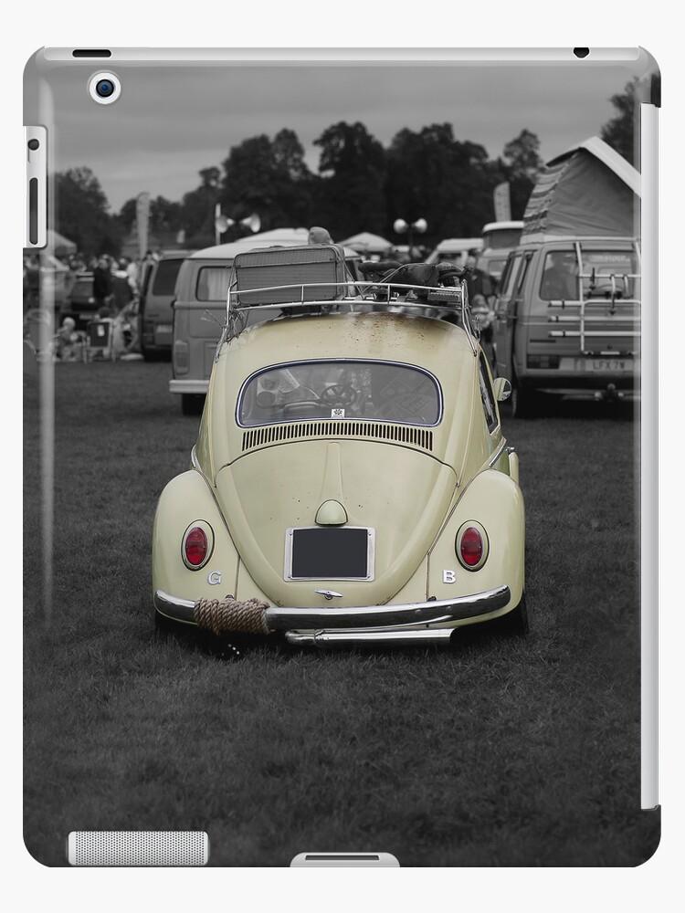 VW Beetle ipad case by Martyn Franklin