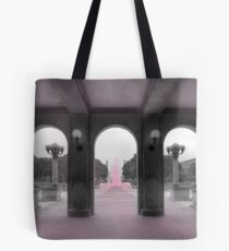 PA Breast Cancer Awareness Tote Bag