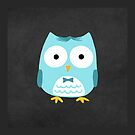 Owl Groom or Your Prom Date by Jenn Inashvili