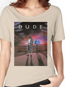 DUDE/DUNE Women's Relaxed Fit T-Shirt