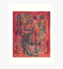 Lord Leviathan Art Print