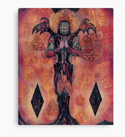 Cenobite Canvas Print