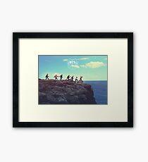 BTS/Bangtan Sonyeondan - Group Teaser 3 Framed Print