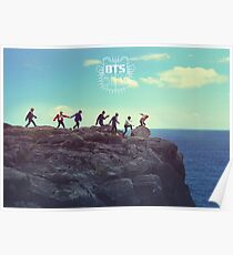 BTS/Bangtan Sonyeondan - Group Teaser 3 Poster