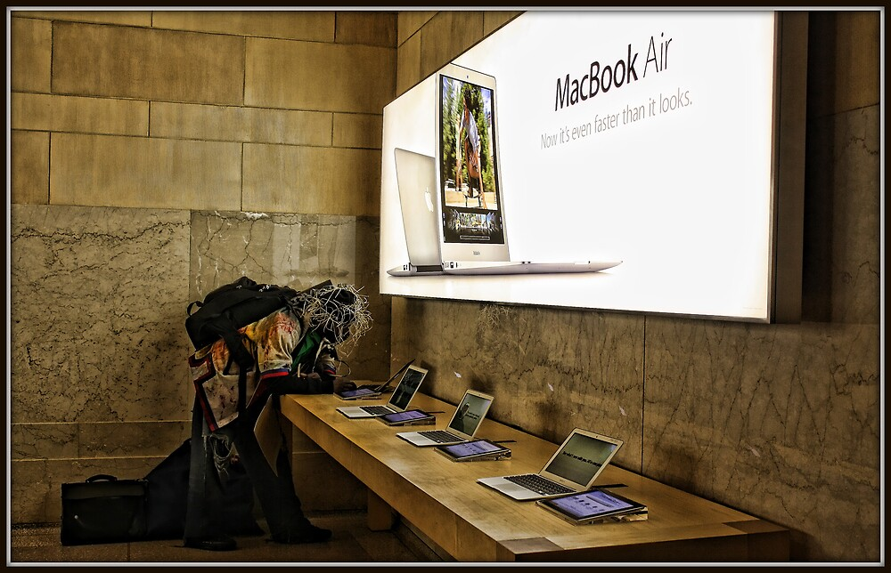 Mac Book Tester by Mikell Herrick