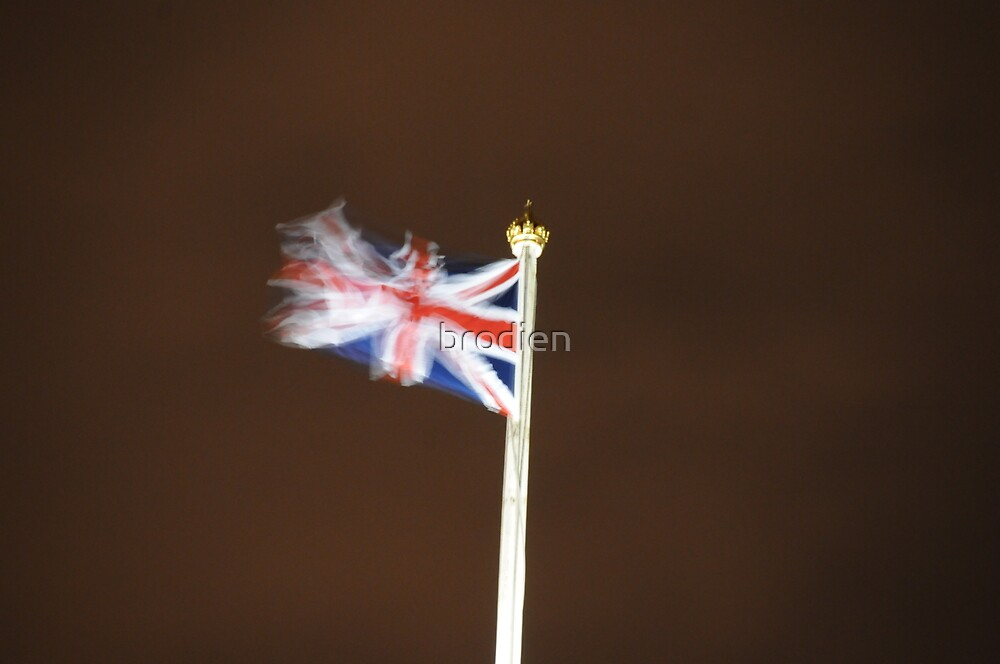 Royal Union Flag by brodien