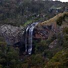 Ebor Falls NSW by Russell Mawson