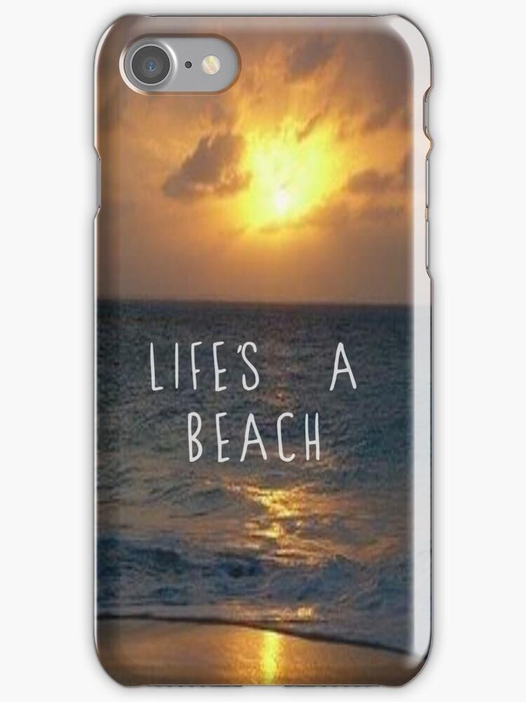 Lifes a beach by Sullivan903