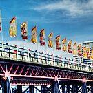 Pyrmont Bridge by Eve Parry