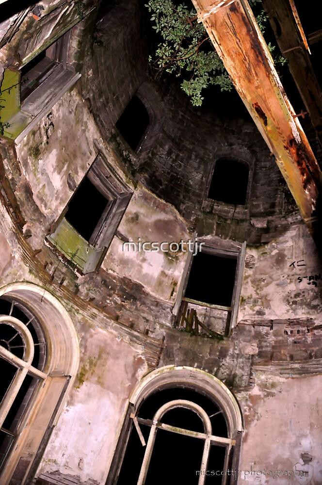 Dalquharran Castle INT # 1 by micscottjr