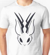 Jackalope Stencil Slim Fit T-Shirt