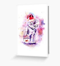 Christmas dream Greeting Card
