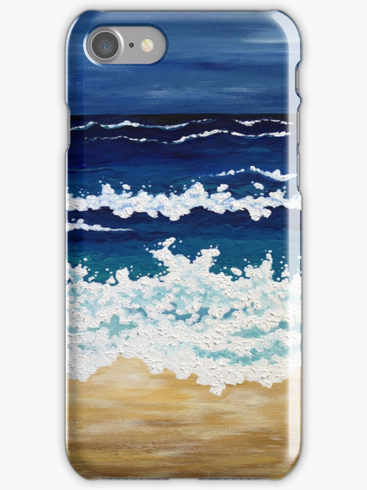 Before the Storm Iphone Cover by Lisafrancesjudd