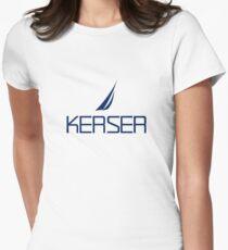 Kerser - Nautica logo Women's Fitted T-Shirt
