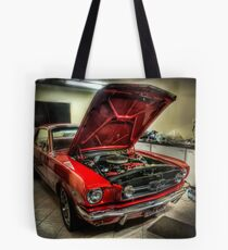 The Beast at Home Tote Bag