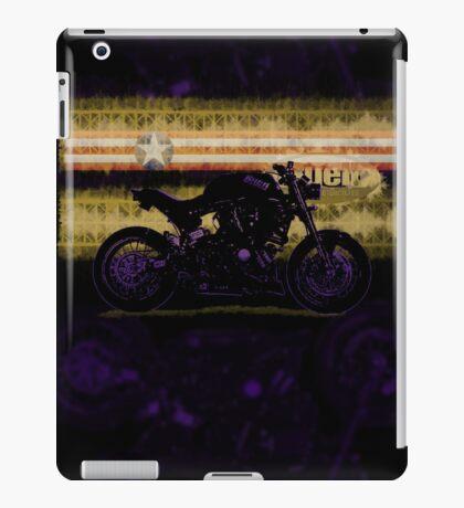 modified buell 1200 iPad Case/Skin