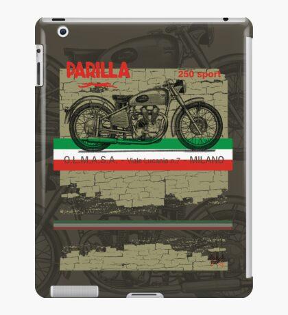 Parilla 250 Sport iPad Case/Skin