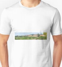 Vineyard Landscape Unisex T-Shirt